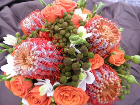 Autumn Bridal Bouquet Weddings