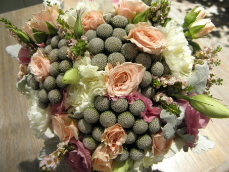 Bridal Berry Bouquet