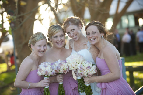 Stephanie Bridal Party