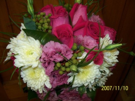 Vivianna Bridal Bouquet
