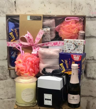 Treats To Relax Hamper