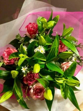 Idyllic Romance Bouquet