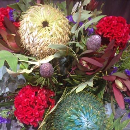 Native Flower Arrangement