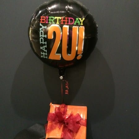 Chocolates & Balloons