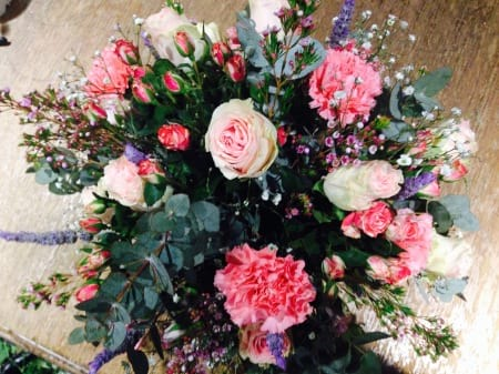 Bouquet every month