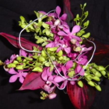Exquisite Orchids Bouquet