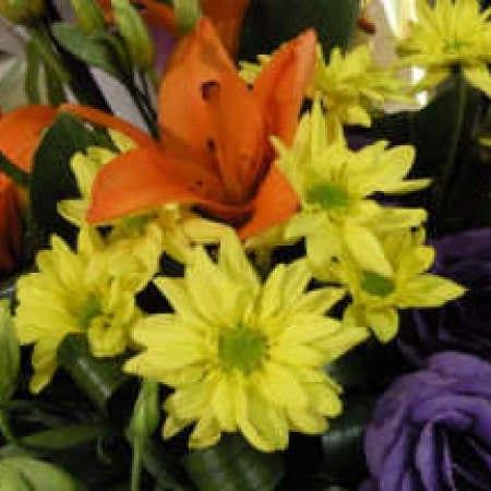 Colour Bloom Bouquet