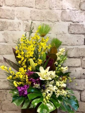 Ethan Flower Arrangment