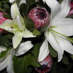 Country Oriental Bouquet