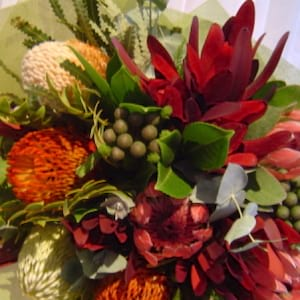 Protea Passion Bouquet