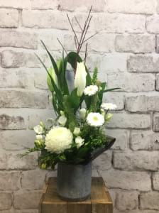 Condolences Arrangement