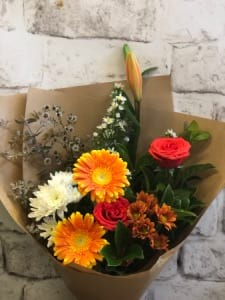 Warm Ambrosia Bouquet