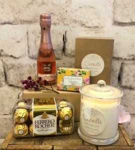 Thank You Hamper (Pink Sparkling Wine Add On)