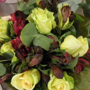 Country Cottage Bouquet