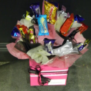 Pink Favourites Chocolate Box