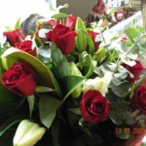 Oriental Romance Bouquet